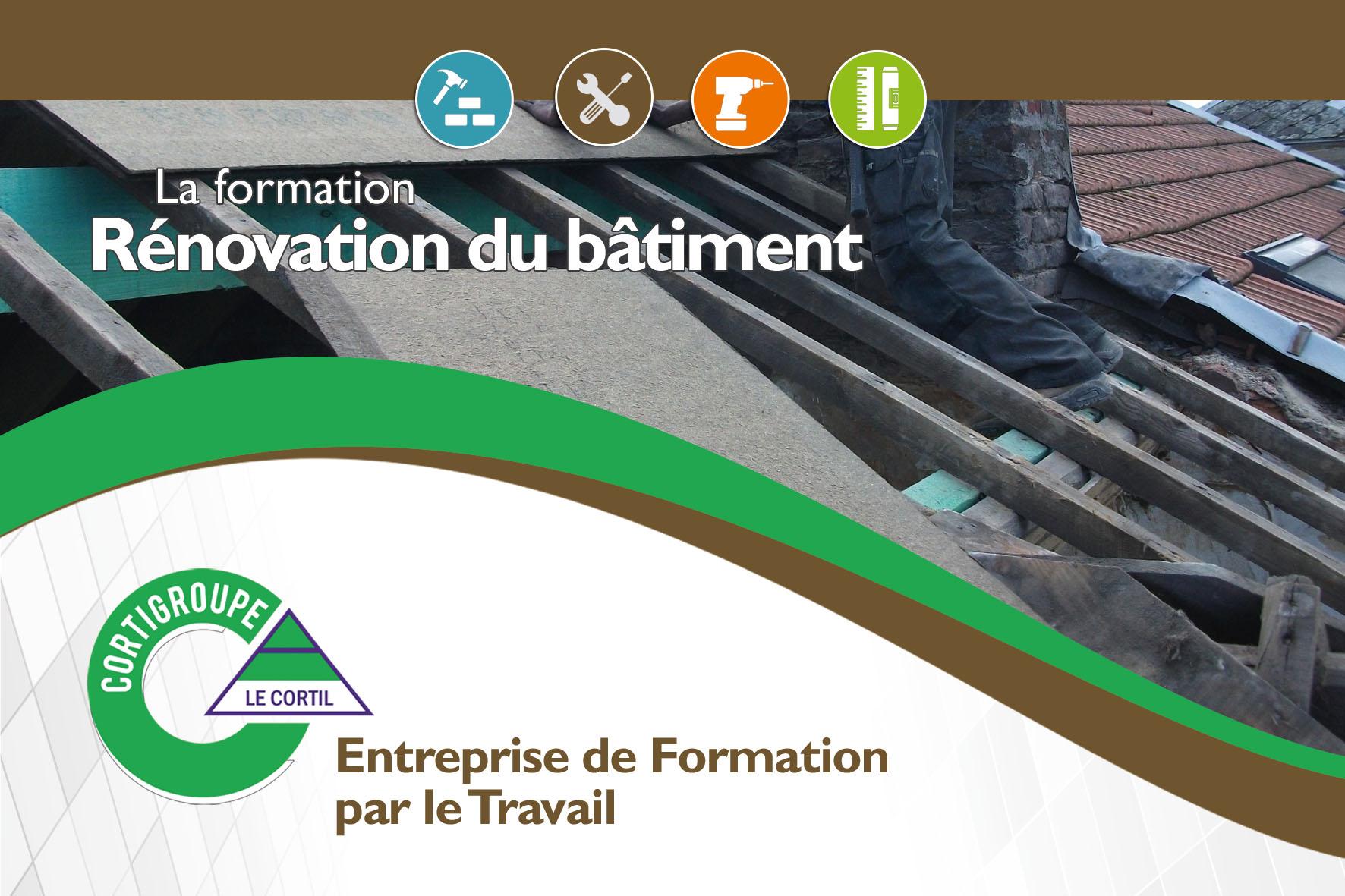 Formation en rénovation du bâtiment