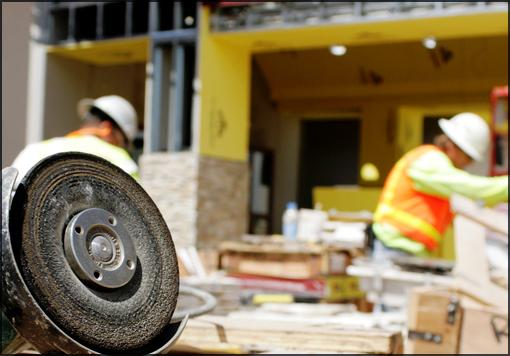 Rénovation du bâtiment pour professionnels